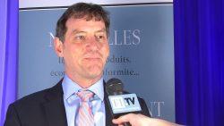 Robert Beauregard, gagnant de la catégorie Sociétés de gestion indépendante