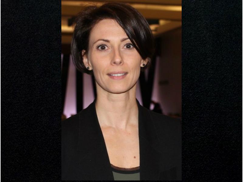 Portrait photo Elisabeth Préfontaine.