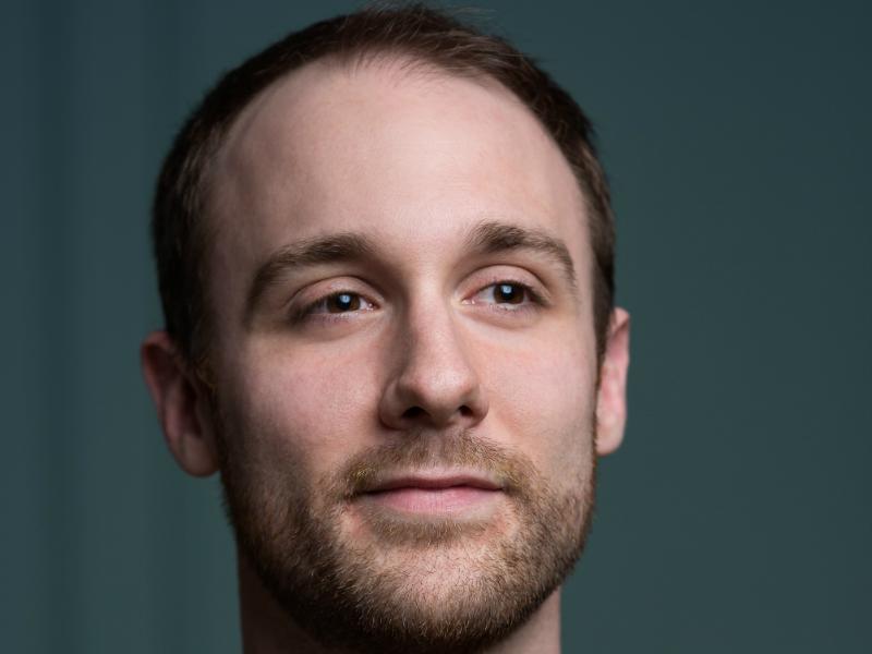 Photo portrait de Patrick Roy.